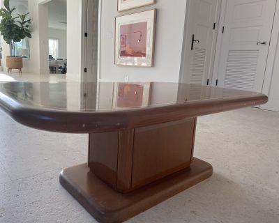 Salon table for sale