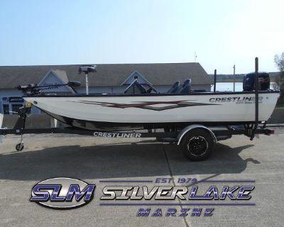 2021 Crestliner 1850 Bass Hawk Bucket