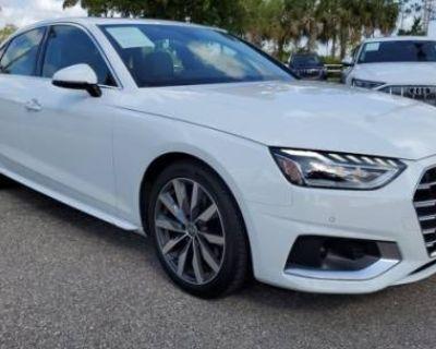 2020 Audi A4 Premium Plus