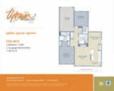 Uptown* - The Indy - first floor apartments include a 1 car attached garage