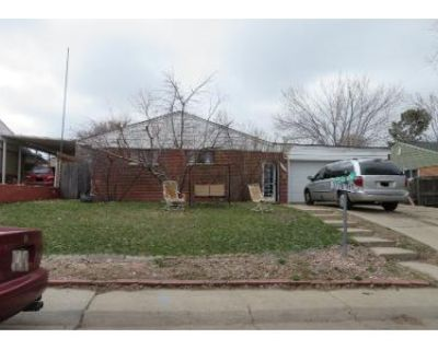 3 Bed 1 Bath Preforeclosure Property in Westminster, CO 80031 - W 85th Ave