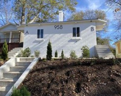 958 Smith St Sw #B, Atlanta, GA 30310 1 Bedroom Apartment