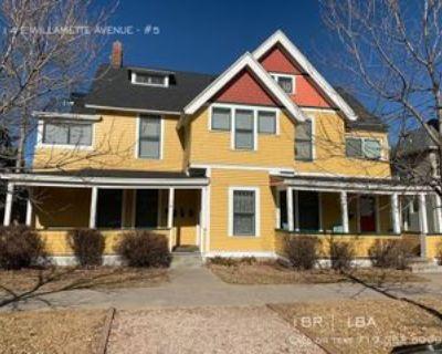 14 E Willamette Ave #5, Colorado Springs, CO 80903 1 Bedroom Apartment