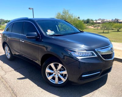 2016 Acura MDX 9-Spd AT Advance Package