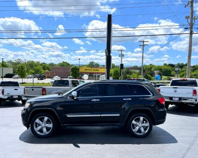 2011 Jeep Grand Cherokee 4WD 4dr Overland