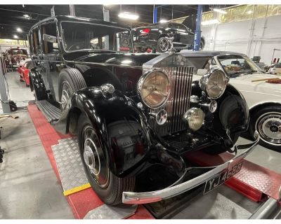 1937 Rolls-Royce Antique