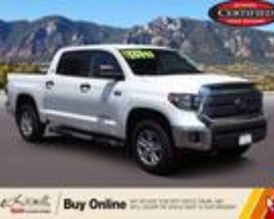 2020 Toyota Tundra White, 13K miles