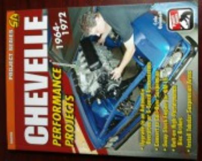 Chevelle Perfromance Projects Book SA 226