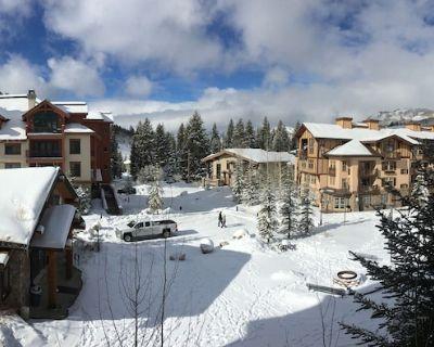Ski in/out Premium Solitude Powderhorn Lodge 1BR, Newly Renovated! - Salt Lake Mountain Resorts