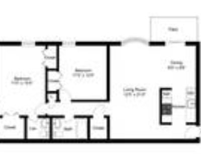 Georgetown Apartments - 2 Bedroom, 1.5 Bath Apartment - Style A