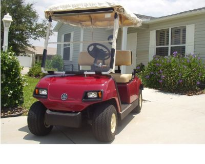 Try B4 you Buy,Cart,Extra Clean, Golf, Pools,Music, Open,Sunshine, Warmth - Chatham