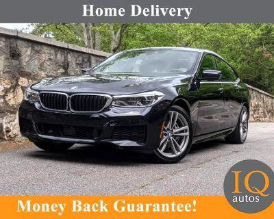 Used 2018 BMW 6-Series Gran Turismo 640i xDrive