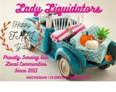 Estate Sale by LADY LIQUIDATORS