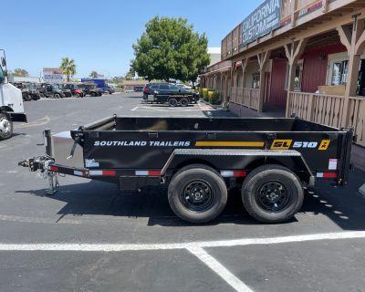 2022 SOUTHLAND TRAILER CORP SL510-7K Trailer - Dump Paso Robles, CA