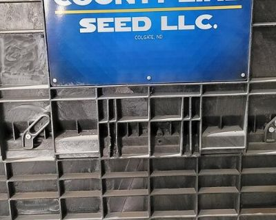 We at County Line Seed LLC sell, mix and bag cover crops. What ever you are