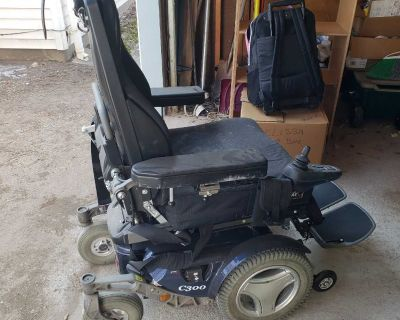 Power chair