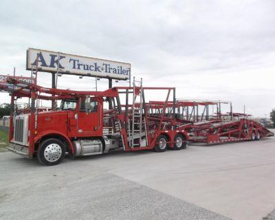 2016 PETERBILT 365 Car Carrier Trucks Heavy Duty