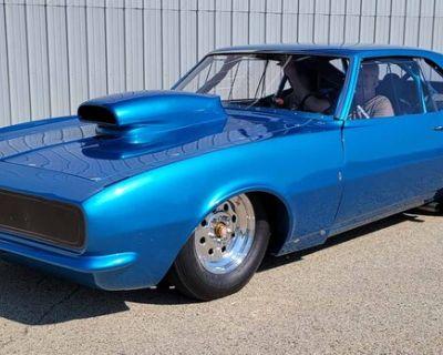 1967 Chevrolet Camaro 2-door coupe Coupe Powerglide