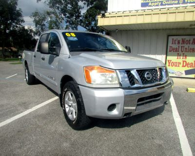 2008 Nissan Titan 2WD Crew Cab LWB SE FFV