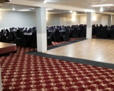 Moldable Event Venue - 150 People w/ Dance Floor, Westland, MI