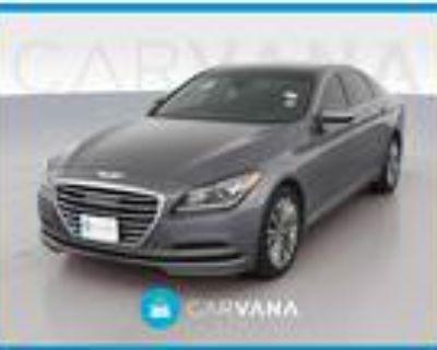 2015 Hyundai Genesis Gray, 45K miles