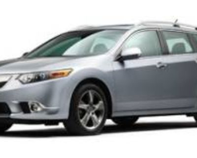 2012 Acura TSX Sport Wagon I4 Automatic with Technology Package