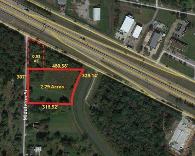 2.79 Acres - 5312 Middleton Street