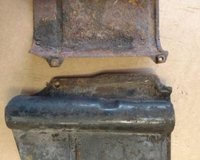 Lower tins Vanagon