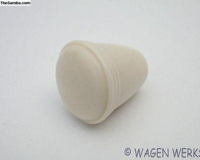Headlight Switch Knob 1952 to 1964 Ivory Original