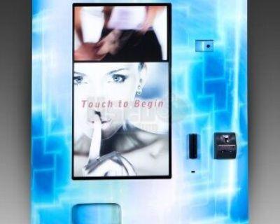 (14) - 2013 AVT Wall Mount Electronic Vending Machines!!!