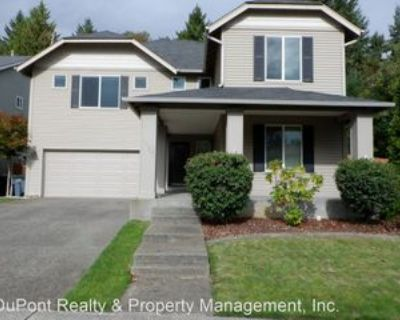 1527 Sinclair Dr, DuPont, WA 98327 3 Bedroom House