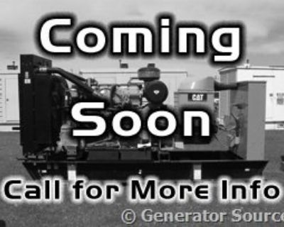 2015 CUMMINS 1750 KW - JUST ARRIVED Generators, Electric Power
