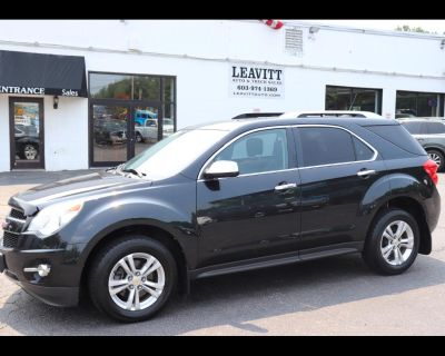 Used 2011 Chevrolet Equinox AWD SUNROOF HEATED SEATS NEW TIRES CLEAN!!