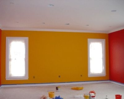 Paint A Room With Flare