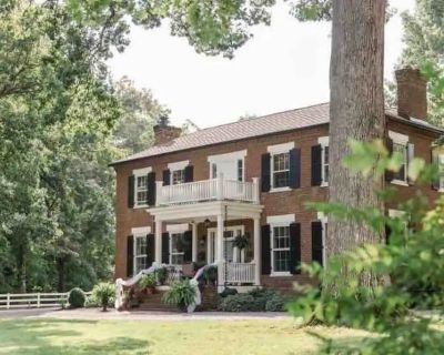 NEW LISTING! Boyd Harvey Main House & Carriage House - Knoxville