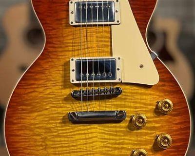 Gibson 1959 VOS Les Paul Standard Reissue 2020 Washed Cherry Sunburst