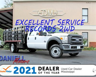 Used 2016 Ford F-450 SD Crew Cab DRW 2WD