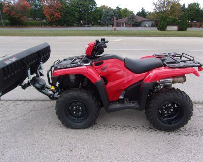 2021 Honda FourTrax Foreman 4x4 ES EPS ATV Utility Mukwonago, WI