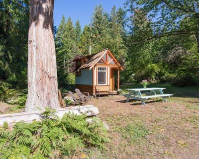 The Micro Cabin In Roberts Creek - 2 Minutes from the Beach! - Roberts Creek