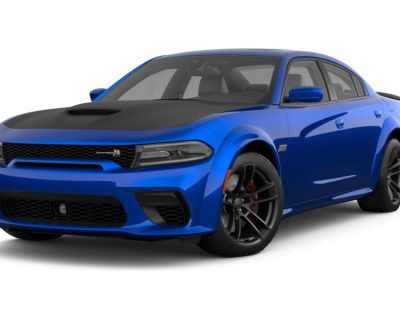 New 2021 DODGE Charger R/T Scat Pack RWD Sedan