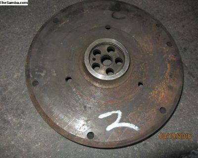 bay or vanagon flywheel #2