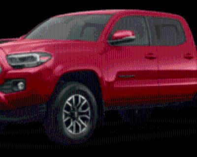 2020 Toyota Tacoma TRD Sport Double Cab 6' Bed V6 4WD Automatic