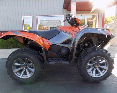 2021 Yamaha Grizzly EPS SE ATV Utility Janesville, WI