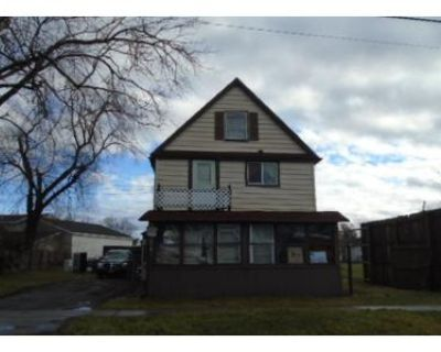 4 Bed 1 Bath Foreclosure Property in Buffalo, NY 14220 - Germania St