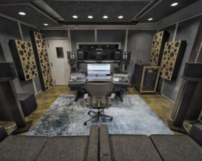 Professional Sound/Film Studio Between Downtown and Culver City, Los Angeles, CA