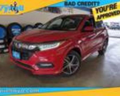 2020 Honda HR-V Red