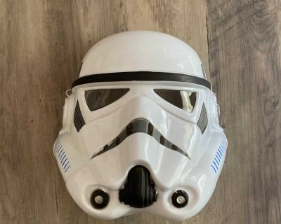 Star Wars stormtroopers mask