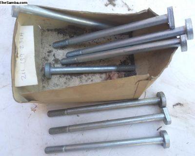 Locking engine mounting bolt T2 211 199 231A
