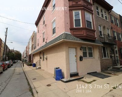 Charming 2 Bedroom Apartment For Rent Queen Village!