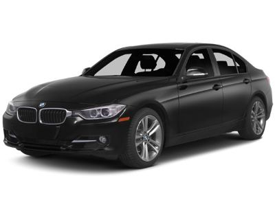 Pre-Owned 2013 BMW 3 Series 328i RWD 4dr Car